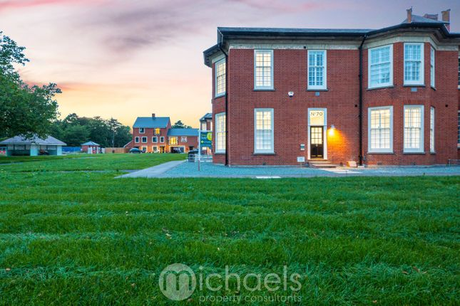 Thumbnail Town house for sale in The Echelon Building, Echelon Walk, Colchester, Colchester