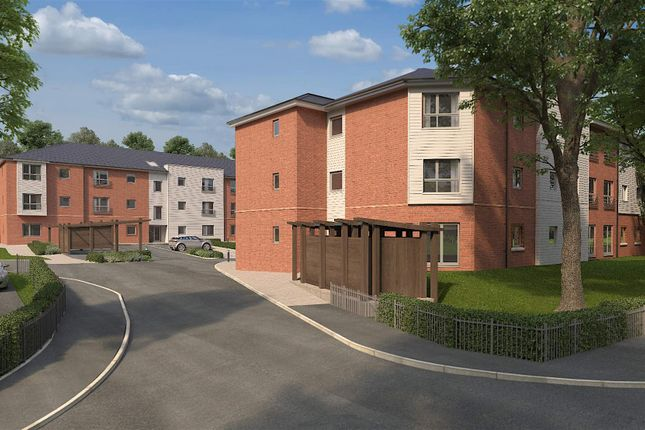 Thumbnail Flat for sale in Fifty-7, Southey Avenue, Kingswood, Bristol
