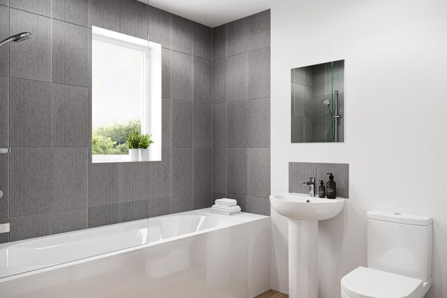 Example Bathroom of Manton Crescent, Heartenoak Meadows, Heartenoak Road, Hawkhurst TN18
