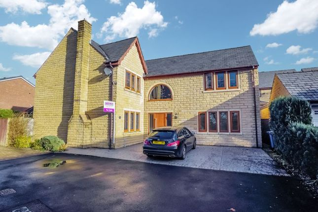 Thumbnail Detached house for sale in Railway Road, Adlington, Chorley
