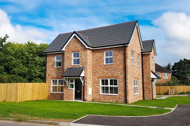 Thumbnail Semi-detached house to rent in Armitage Close, Wistaston