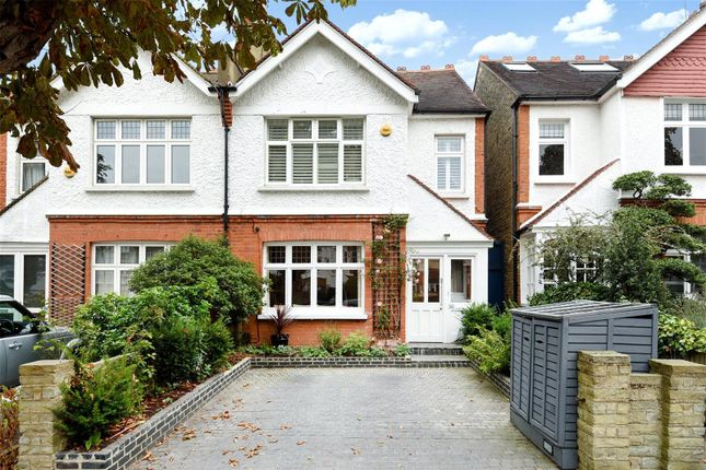 Thumbnail Terraced house to rent in Deanhill Road, East Sheen, London