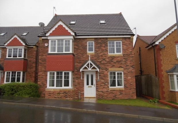Thumbnail Detached house for sale in St. Aidans Drive, Bishop Auckland