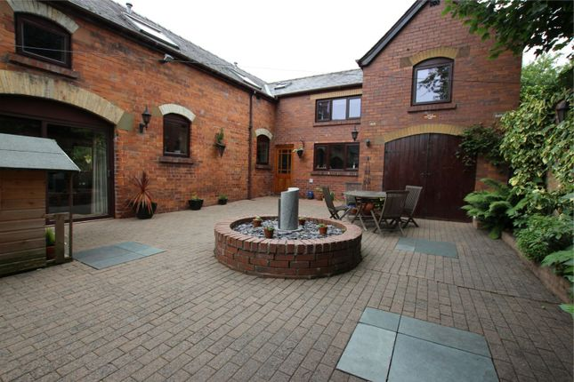 Thumbnail Semi-detached house for sale in Marsh Cottage, Burgh-By-Sands, Carlisle, Cumbria