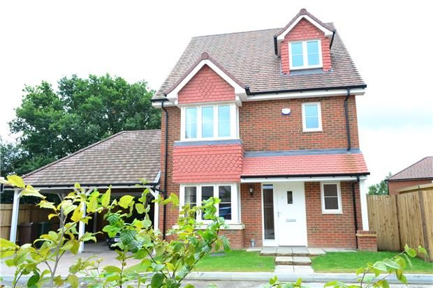 Thumbnail Detached house to rent in Dukes Drive, Tunbridge Wells