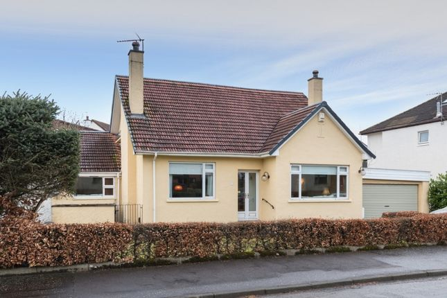 Thumbnail Detached bungalow for sale in 1 Blackwood Avenue, Newton Mearns