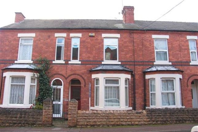 Thumbnail Terraced house to rent in Collington Street, Beeston