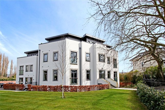 Thumbnail Flat for sale in The Pond House, 19 Pittville Crescent, Cheltenham, Gloucestershire