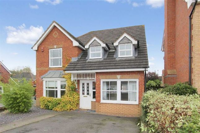Thumbnail Detached house to rent in Cranborne Chase, Taw Hill, Swindon