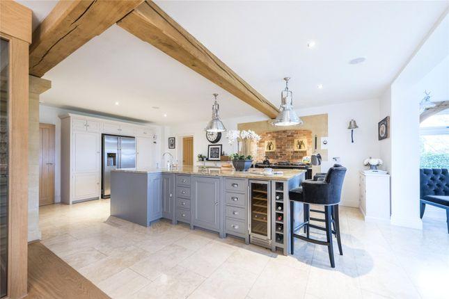 Thumbnail Detached house for sale in Admington, Shipston-On-Stour, Warwickshire
