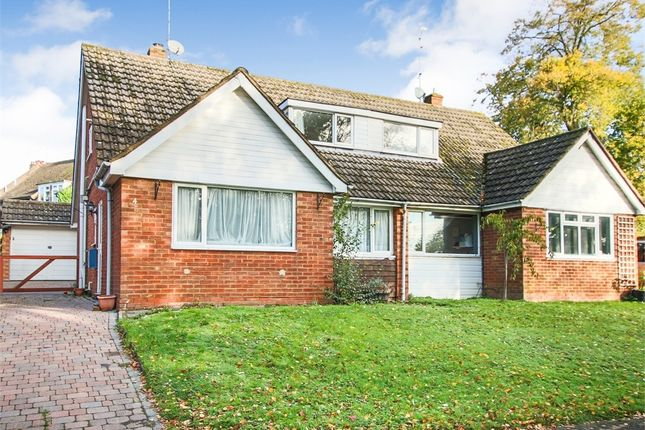 Thumbnail Semi-detached house for sale in Beech Holme, Crawley Down, West Sussex