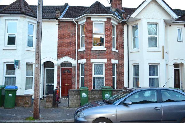 Thumbnail Terraced house to rent in Thackeray Road, Portswood, Southampton