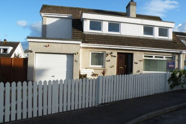 Thumbnail Detached house for sale in 33 Councillors Walk, Forres