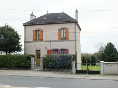 Thumbnail Property for sale in Tronget, Allier, France