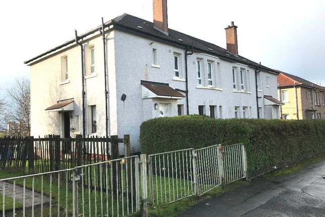 Thumbnail Flat for sale in Burnbrae Street, Balornock