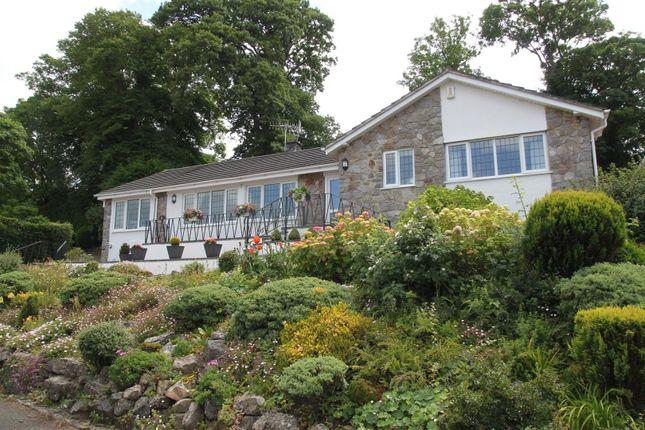 Thumbnail Detached bungalow for sale in Grange Close, Uphill, Weston Super Mare