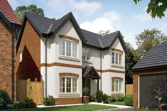 "Thumbnail Detached house for sale in ""The Tetbury"" at Wingfield Road, Alfreton"