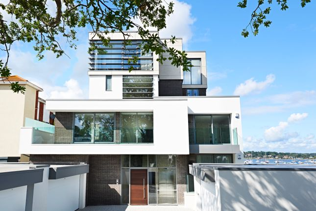 Thumbnail Flat for sale in Panorama Road, Sandbanks, Poole, Dorset