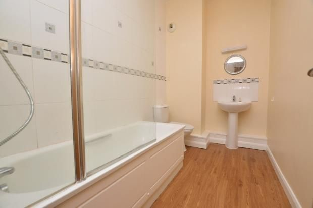 Bathroom of North Street, City Centre, Plymouth, Devon PL4
