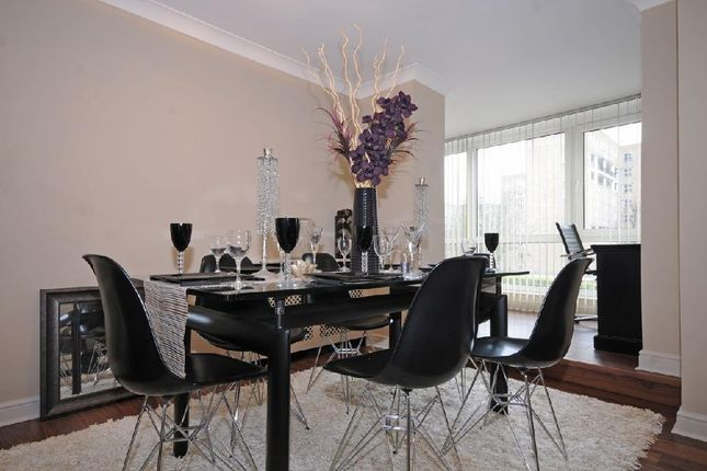Thumbnail Block of flats to rent in St. Johns Wood Park, London