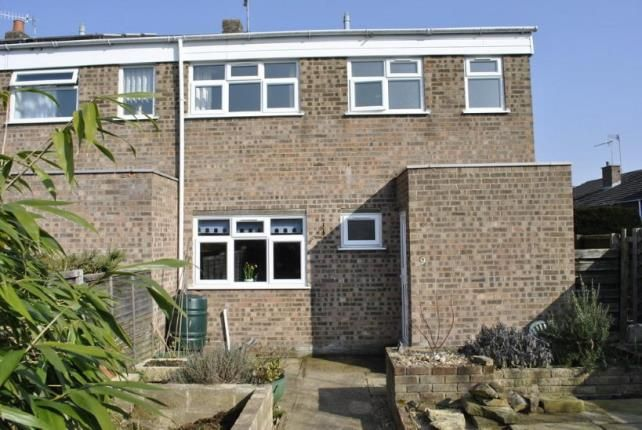 3 bed end terrace house for sale in Bury St. Edmunds, Suffolk