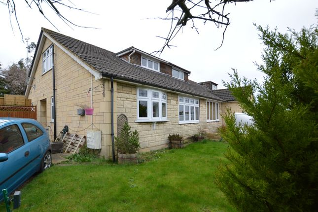 Thumbnail Semi-detached bungalow for sale in Brookfield Rise, Whitley, Melksham