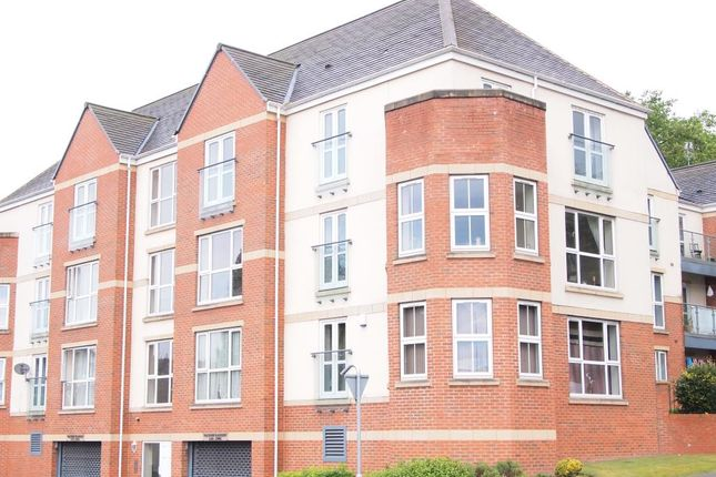 Thumbnail Flat to rent in Astoria Court, Gledhow Valley Road, Leeds