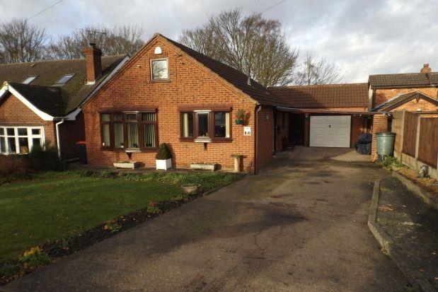 Thumbnail Bungalow to rent in Beech Road, Underwood, Nottingham