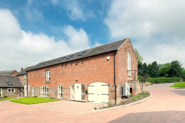 Thumbnail Barn conversion to rent in Walford, Standon, Stafford