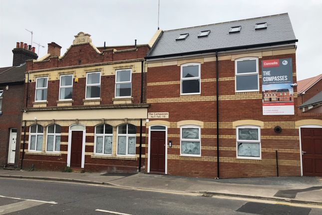Thumbnail Flat for sale in Farley Hill, Luton