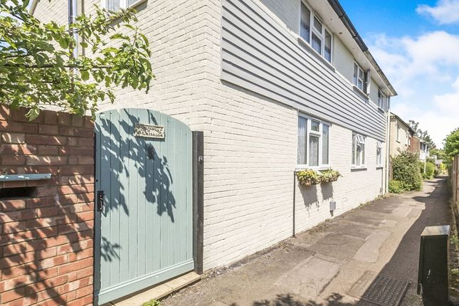 Thumbnail Semi-detached house for sale in Russells Slip, Hitchin, Hertfordshire