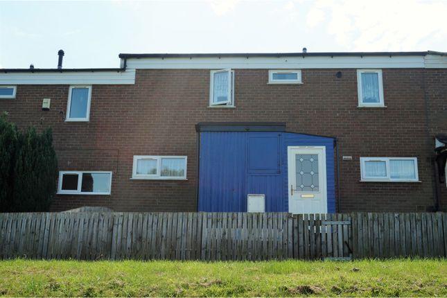 Thumbnail Terraced house for sale in Warrensway, Woodside Telford