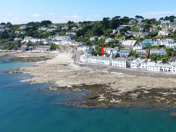 Location of St. Mawes, Truro, Cornwall TR2