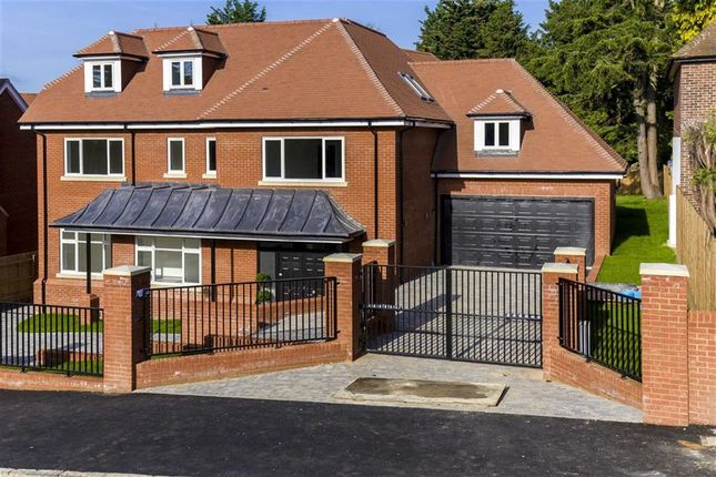 Thumbnail Detached house for sale in Wood Ride, Hadley Wood