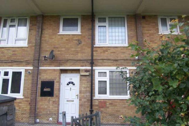 Thumbnail Maisonette to rent in Dahlia Road, London