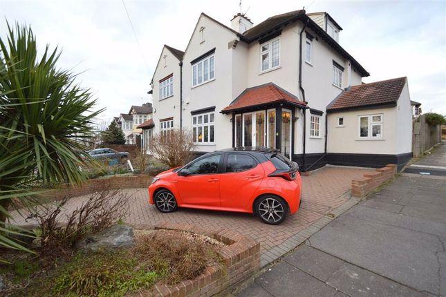 4 bed semi-detached house for sale in Roding Lane South, Redbridge, Essex IG4