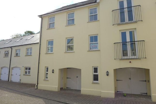 Thumbnail Town house for sale in Market Street, Haverfordwest