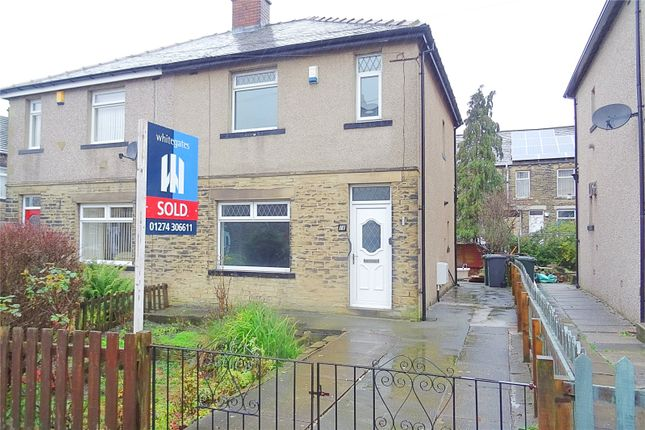 Thumbnail Semi-detached house to rent in Ashfield, Bradford, West Yorkshire