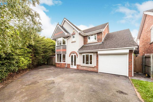 Thumbnail Detached house for sale in Gentian Way, Stockton-On-Tees