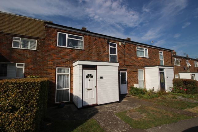 Thumbnail Terraced house for sale in Woodcroft, Harlow