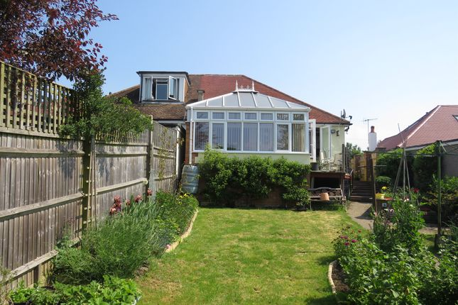 Thumbnail Semi-detached bungalow for sale in Orchard Drive, Tonbridge