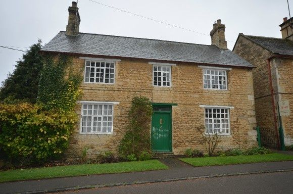 Thumbnail Cottage to rent in Brooke Road, Great Oakley, Corby
