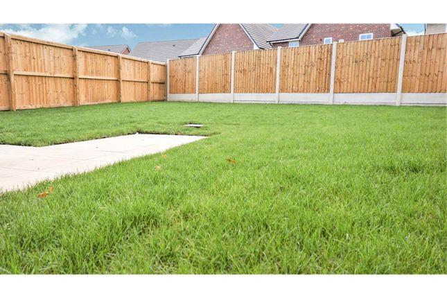 Garden of 1 Crompton Place, Garstang, Preston PR3