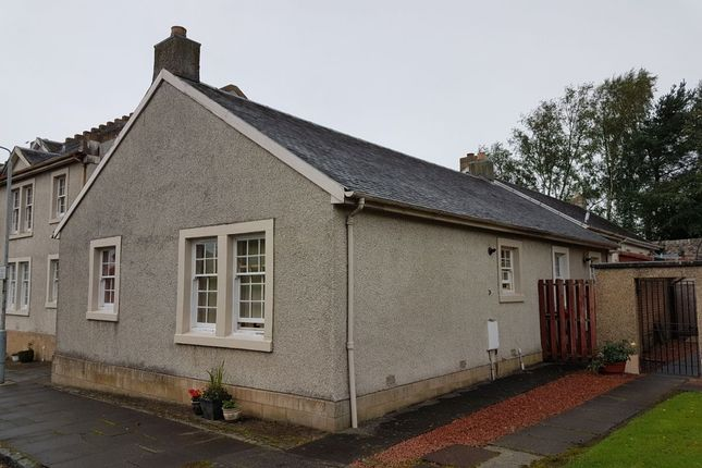 Thumbnail Bungalow for sale in Broomgate Court, Lanark