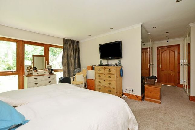 Master Bedroom of Forest Edge, Whirlow, Sheffield S11