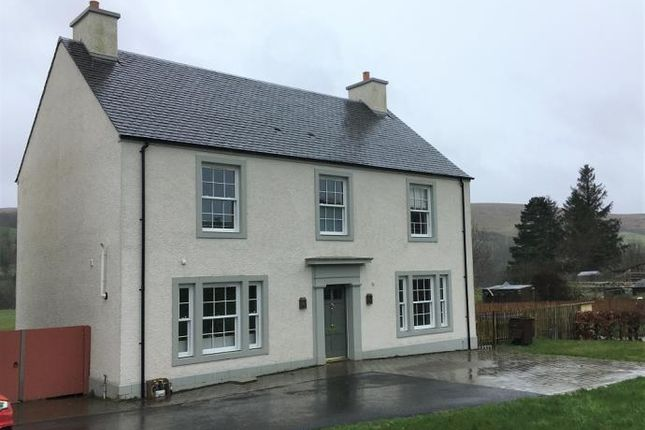 Thumbnail Detached house to rent in Bardrochat View, Colmonell, Girvan