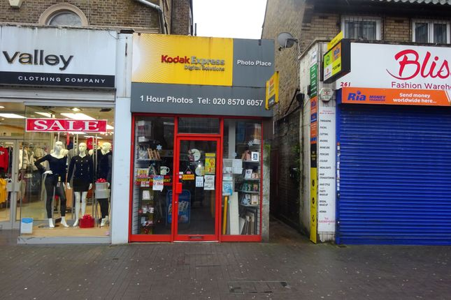 Thumbnail Retail premises for sale in 259A, High Street, Hounslow