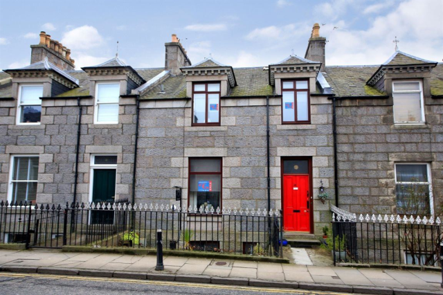 Thumbnail Property to rent in Springbank Terrace, Aberdeen