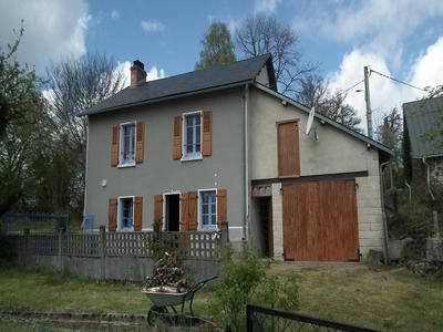 2 bed property for sale in La-Courtine, Creuse, France