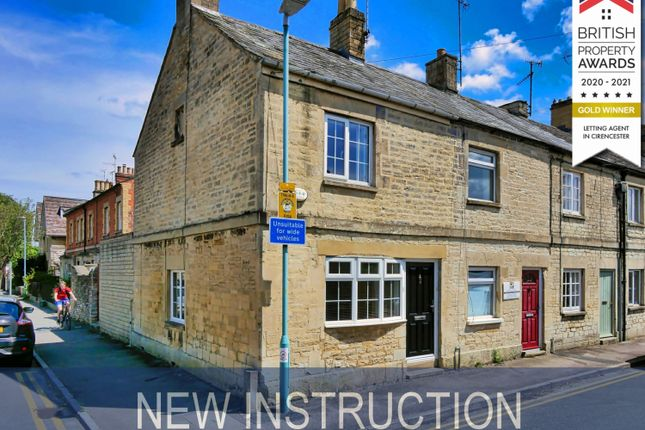 Thumbnail Semi-detached house to rent in Chester Street, Cirencester